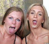 Cameron Angel and Ulrika in a Gang Bang 27