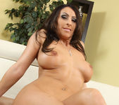 Raven Black Jammed Full of Interracial Meat 27