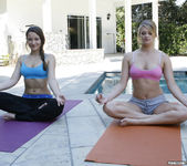 Dani Daniels and Heather Starlet 7