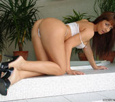 Marie Bellucci and Linda Shane Escape to an Anal Threesome 18