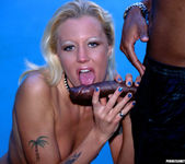 Thin Blonde Gets Anal from a Big Dick 14