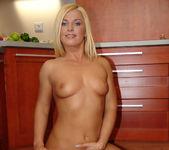 Hot Blonde MILF Fucks in the Kitchen 15