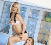Denice K and Kissy Kapri - Anal Threesome 21