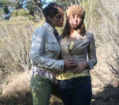 Audrey Rose and Kara Price Go for a Walk 4