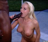 Silvia Saint Having Anal Sex Outdoors 8
