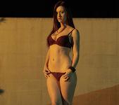 Karlie Montana's Outdoor Threesome with Samantha Ryan 2