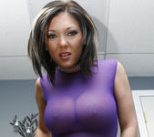 Claire Dames - MILF with Big Tits Needs it Bad 15