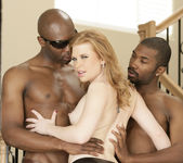 Madison Young Takes Two Servings of Dark Meat 2