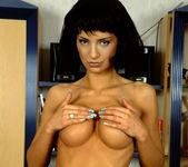 Katja Love Gets Anal Sex Tunnel Vision 4