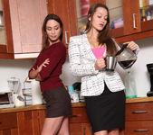 Amber Rayne and Dani Daniels Discover Infidelity 2