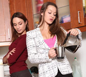 Amber Rayne and Dani Daniels Discover Infidelity 3