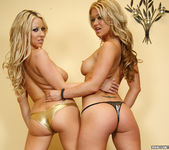 Carolyn Reese and Cayden Moore - Tit Tease 20