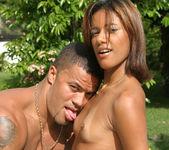 Samara - Latina Sex Goddess On Her Knees 6
