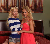 Aaliyah Love and Cherie DeVille - Face Full of Yum 3