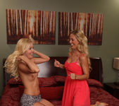 Aaliyah Love and Cherie DeVille - Face Full of Yum 13