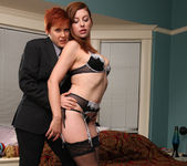 Lily Cade and Sovereign Syre Get A Room 23