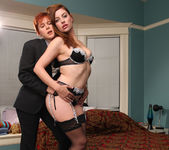 Lily Cade and Sovereign Syre Get A Room 24