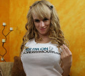 Scarlett Monroe Giving a POV Blowjob 3
