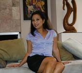 Cindy Starfal, Jackie Lin and Lucky Starr - Asian Lesbian 7