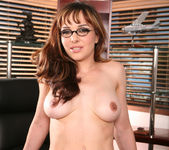 Cytherea and Lylith Lavey Put Their Stamp on Office Sex 25