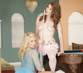 Kylee Reese and Nikki Rhodes Ready for a Threesome 13