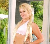 Karisma Marie - Perky Blonde Wet for Interracial 9