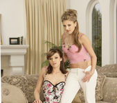Ava Rose and Mia Rose Ready for a Threesome 2