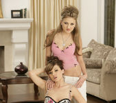 Ava Rose and Mia Rose Ready for a Threesome 8