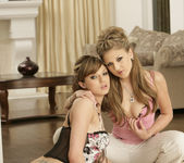 Ava Rose and Mia Rose Ready for a Threesome 10