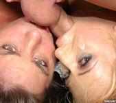 Georgia Peach and Naomi Trolling for Cock 18
