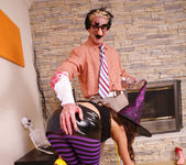 Cindy Jones - Costumed Trickster Gets a Treat 8