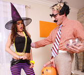 Cindy Jones - Costumed Trickster Gets a Treat 9