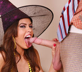 Cindy Jones - Costumed Trickster Gets a Treat 12