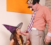 Cindy Jones - Costumed Trickster Gets a Treat 13