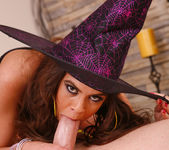 Cindy Jones - Costumed Trickster Gets a Treat 19