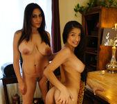Megan Salinas and Raylene - Tease First 14