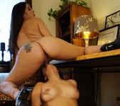 Megan Salinas and Raylene - Tease First 26