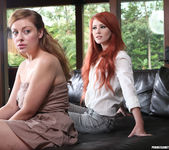 Elle Alexandra and Sovereign Syre Get Close 3