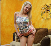 Zoey Monroe Came in her Blowjob Thong 3
