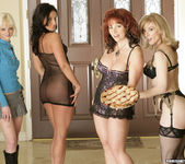 Lola, Kylie Ireland and Nina Hartley in Lingerie 2