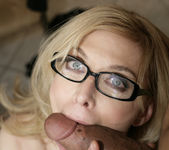 Nina Hartley Gets Double Penetration and Two Cumshots 15