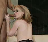 Nina Hartley Gets Double Penetration and Two Cumshots 19