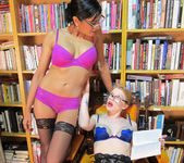 Beretta James and Madison Young Fuck at the Bookstore 14