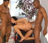 Ashley Blue Gets Interracial Double Penetration 17