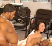 Ashley Blue Gets Interracial Double Penetration 24