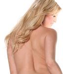 Chloe Lynn - Petite Blonde Scorcher Strips 16