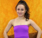 Gabriella Paltrova - Petite Penis Gobbler in POV 2