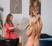 Chloe Lynn's Seduction of Ela Darling 13