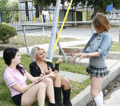 Lexi Rose, Shella Star, and Blondie - The Horny Trinity 5