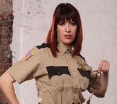 Odile - Softer Side of a Hard-Ass Prison Guard 8